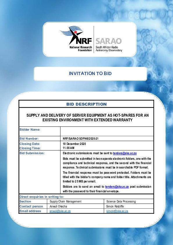 NRF-SARAO-SDP-46-2020-21-Supply-of-Server-Equipment.pdf