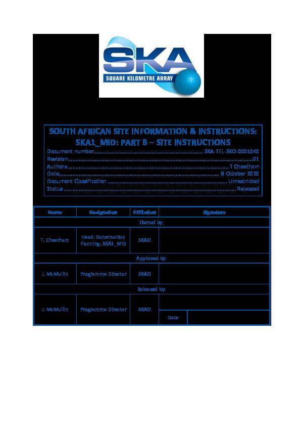 SKA-TEL-SKO-0001040-01_SouthAfricanSiteInformation_SiteInstructions-PartB - signed.pdf